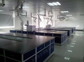 U型实验台