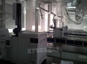 全钢U型仪器台